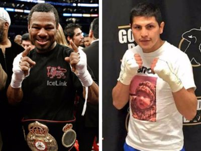 Шейн Мозли и Пабло Сесар Кано схлестнутся в ринге 18 мая в Мексике