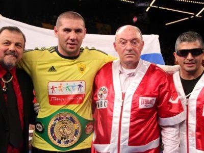 Абдусаламов: Уже скоро стану обязательным претендентом WBC, и тогда Кличко от меня не отвертеться