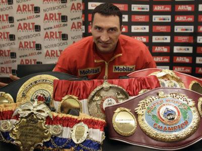 Владимир Кличко подтвердил, что его соперником 4 мая станет Франческо Пианета