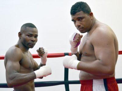 ФОТО: Ригондо и Солис тренируются во Флориде