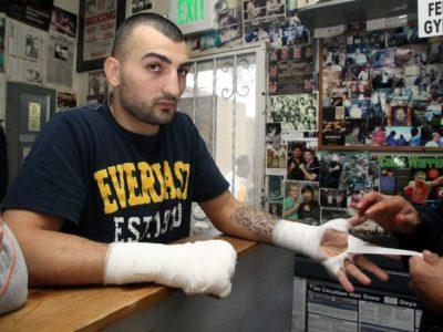 Мартиросян сломал большой палец руки в спарринге с Ишидой, бой Мартиросян — Масиэль отменен!