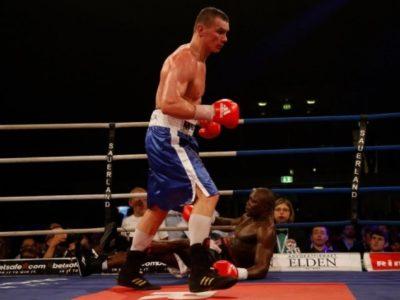 Матеуш Мастернак остановил Шона Корбина в 9-м раунде