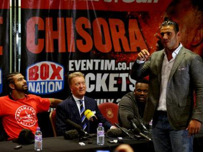BoxRec.com: Соперником Дэвида Хэя 29 июня станет Мануэль Чарр