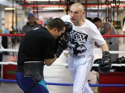 Желько Маврович вернется на ринг после 15-ти лет простоя и сразиться с Энадом Личиной 27 апреля?