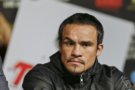 Начо Беристайн надеется на бой с Бруком, если Маркес продолжит карьеру
