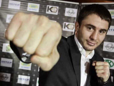 Байсангуров — Эндрейд — 6 июля в Киеве