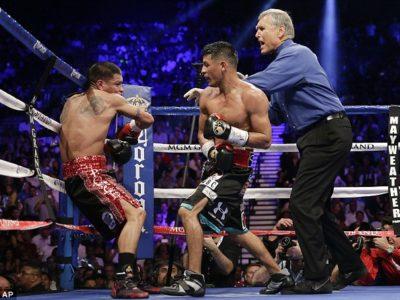 Марес — новый чемпион WBC в полулегком весе! + ФОТО