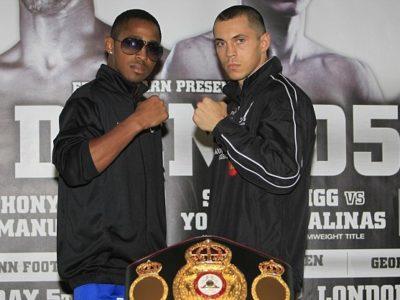 Куигг и Салинас договорились о бое за титул WBA