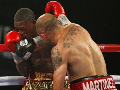 Мартинес досрочно побеждает Ромеро!