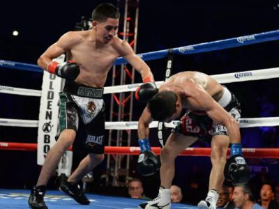 Санта Крус — новый чемпион WBC!
