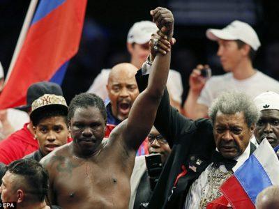 Дон Кинг о ситуации с допинг-пробой Гильермо Джонса