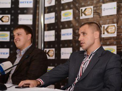 Пресс-конференция Макса Бурсака в Харькове + ФОТО