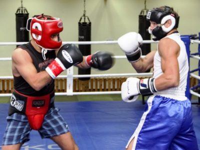 ФОТО: Открытая тренировка Бурсака и Узелкова