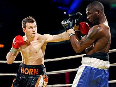 Хорн уничтожил Коломбана в 1 раунде!