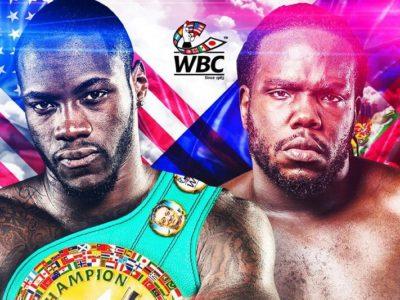 Уайлдер и Стиверн оспорят вакантный пояс WBC?