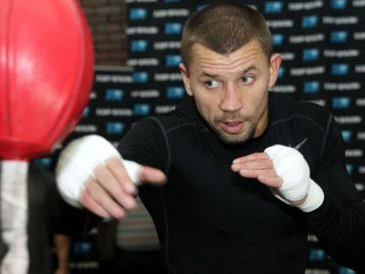 Матвей Коробов разорвал контракт с Top Rank