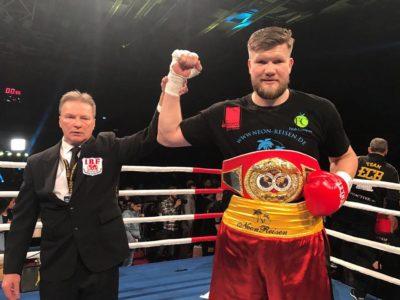 Димитринко победил Граната