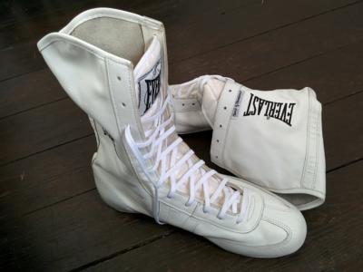 12-дюймовые «олдскульные» боксерки Everlast