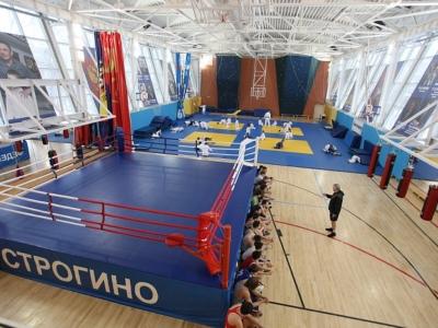 Бокс в Строгино
