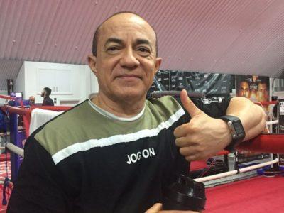 Тренер Хорхе Линареса:  Бой с Майки Гарсиа — это то, чего мы хотим!
