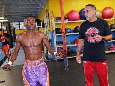 Тренер Ригондо: Риго готовится к войне с Ломаченко