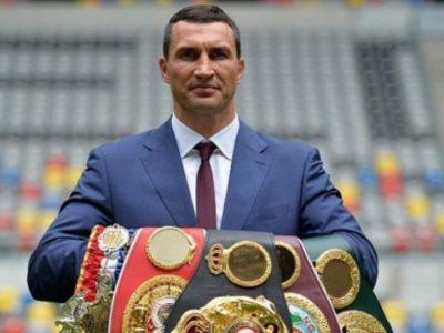 Владимир Кличко: Для возвращения на ринг мне нужна веская причина