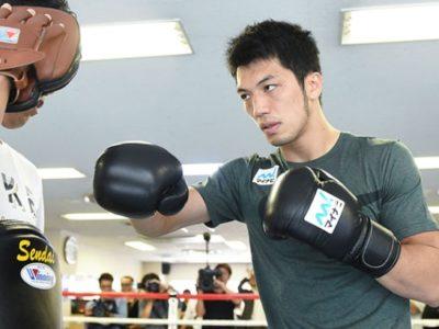 Риота Мурата обещает взять реванш у Хассана Ндам Нжикама и войти в историю Японии