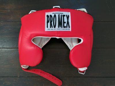 Тренировочный шлем мексиканского стиля Pro Mex