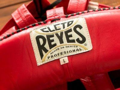 Тренировочный шлем мексиканского стиля Cleto Reyes