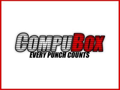 Статистика CompuBox в бою Ортис – Лопес