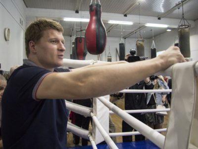 Александр Поветкин выйдет в ринг 15 декабря в Екатеринбурге