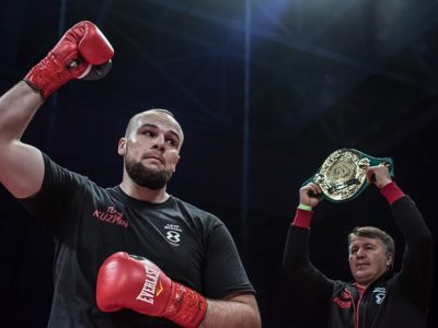Сергей Кузьмин: Моя цель— стать чемпионом мира