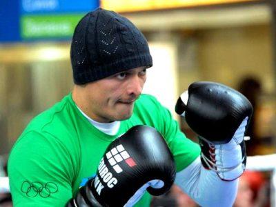 Александр Усик: Мне без разницы где пройдет полуфинальный бой!
