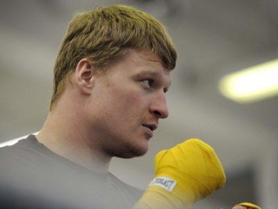 WBC снял дисквалификацию c Поветкина