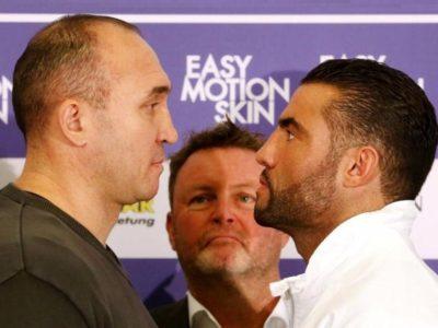 Александр Устинов и Мануэль Чарр в субботу проведут бой за титул чемпиона WBA