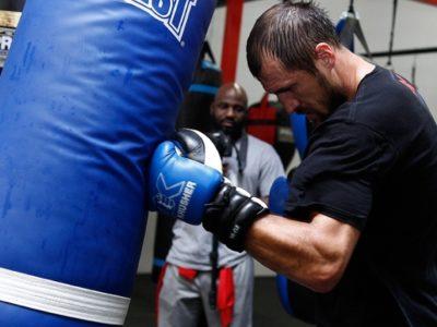 Ковалев: Я хотел драться с Баррерой вместо Шабранского