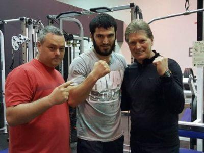 Артур Бетербиев: Моя мечта – стать чемпионом мира