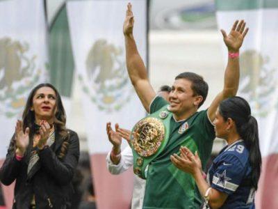 Головкин готов драться с Альваресом на стадионе Azteca