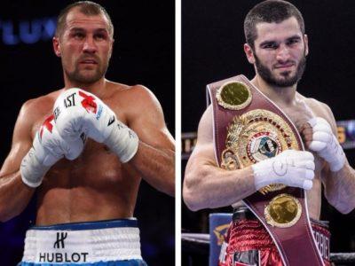 Ковалев и Бетербиев готовы к встрече на профессиональном ринге