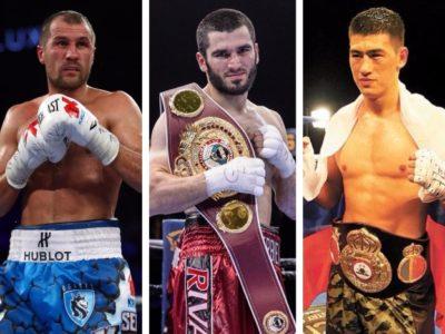 Кроме Бивола, чемпионами мира в полутяжелом весе могут стать Ковалев и Бетербиев