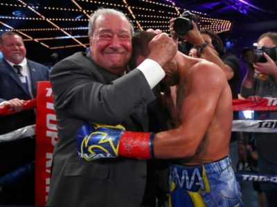 Интервью с Бобом Арумом: Ломаченко вернется на ринг в апреле