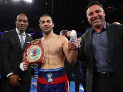 Садам Али может вернуться в полусредний вес (66,7 кг)