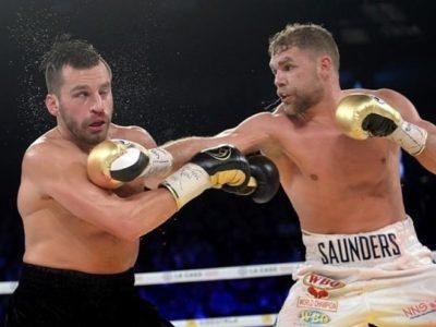 Лемье: Я повредил руку, а Сондерс бегал от меня весь бой