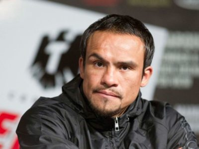 Маркес отказался от огромного гонорара за пятый бой против Пакьяо