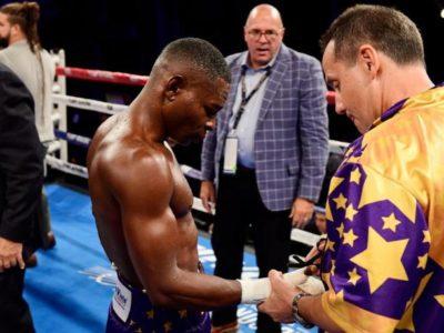 Бывший менеджер Ригондо: Теперь все будут помнить Риго, как боксера, который сдался на табуретке!