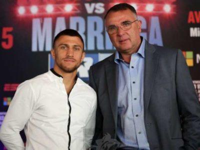 Менеджер Ломаченко: Мы хотим объединить титулы во втором полулегком весе (59 кг)