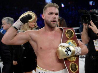 Сондерс: Было ошибкой выставлять против меня Лемье на таком большом ринге