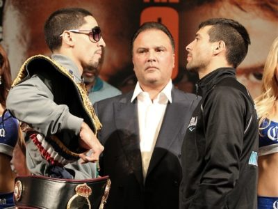 Лукас Матиссе: Хочу провести реванш с Дэнни Гарсиа, если выиграю пояс WBA
