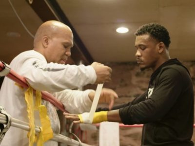 Тренер Розье: Джейкобс более разносторонний боксер, чем Сондерс