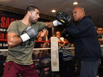 Садам Али может выйти на ринг 7 апреля в Белфасте